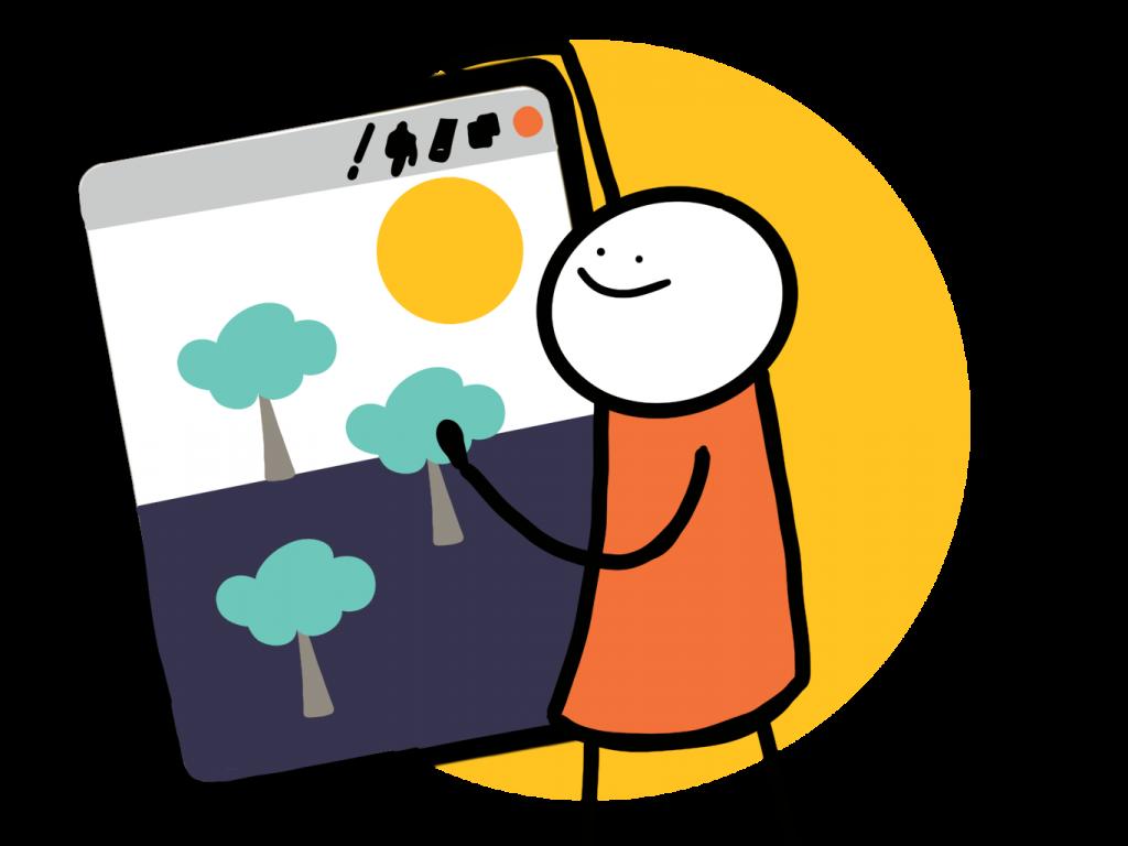 wat je leert digitaal tekenen pro create
